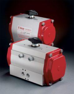 92 Pneumatic Actuator