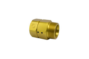 Banlaw Swivel 2″ NPT (Male) x 2″ NPT (Female) Anodised Aluminium