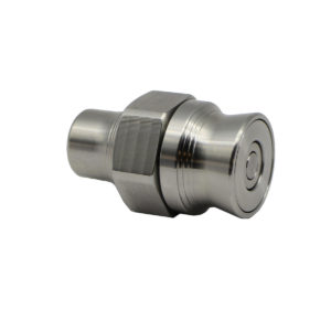 Banlaw Flush Face BPL Nozzle, 1/4″ BSP, Silver Coloured – Size 0