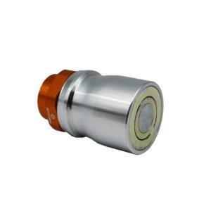 Banlaw Flush Face BPL Nozzle, 3/4″ NPT, ORANGE Coloured