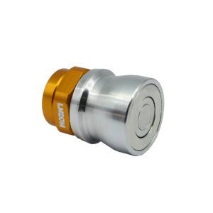 Banlaw Flush Face BPL Nozzle, 1″ NPT, GOLD Coloured
