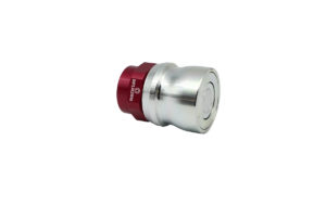 Banlaw Flush Face BPL Nozzle, 3/4″ NPT, RED Coloured