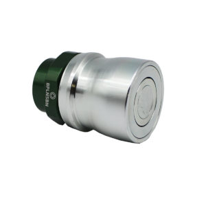 Banlaw Flush Face BPL Nozzle, 3/4″ NPT, GREEN Coloured
