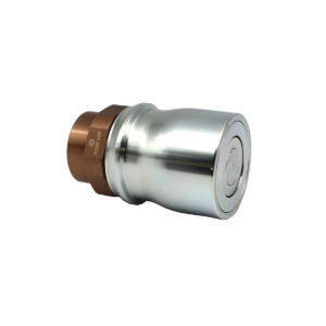 Banlaw Flush Face BPL Nozzle, 1″ NPT, BRONZE/TAN Coloured