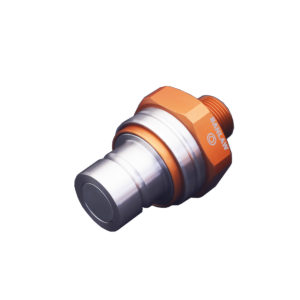 Banlaw Flush Face BPL Receiver, 3/4″ NPT, ORANGE Coloured