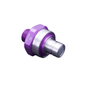 Banlaw Flush Face BPL Receiver, 3/4″ NPT, PURPLE Coloured