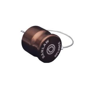 Banlaw Flush Face BPL Receiver Cap, Size 9, Evac Series, BRONZE Coloured