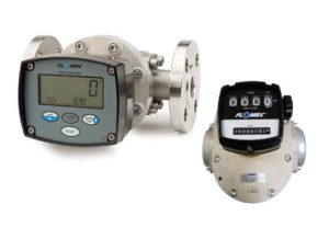 1″ D Series Diesel and Lube oil meter BSP with M3 Mechanical Totaliser