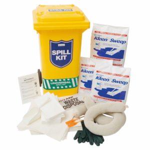 Universal Spill Kit (120L bin)