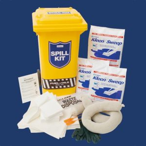 Workshop Spill Kit (120L bin)