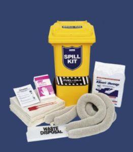 Marine Spill Kit (120L bin)