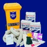 Workshop Spill Kit (240L bin)