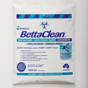 BettaClean Absorbent 1000ml Sachet