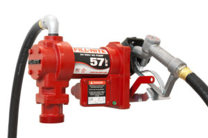 24 Volt DC Pump with Hose and Manual Nozzle