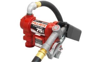 24 Volt DC High Flow Pump with Hose and Manual Nozzle