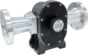 4″ Oval gear flow meter