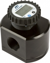 "1 ½"" Oval gear flow meter"