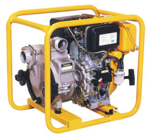 "2"" Trash, 5.4hp DY272DD, r/start, 24m max head, 680L/min max , 55kg"