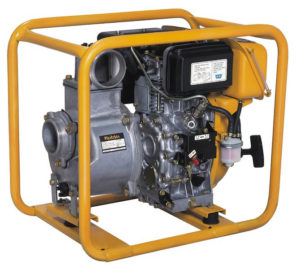 "3"" Centrifugal 4.8hp DY232DD, r/start, 900L/min max , 44kg"