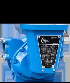 TCS 700-25 Rotary Meter