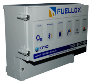 Smartphone Enabled Fuel Management System