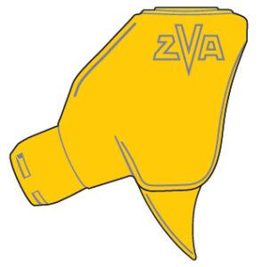 Slimline Scuffguard Yellow